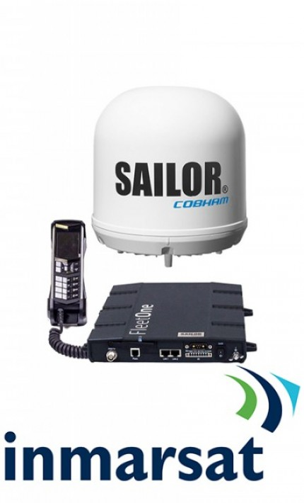 Inmarsat Fleet One Wi-Fi